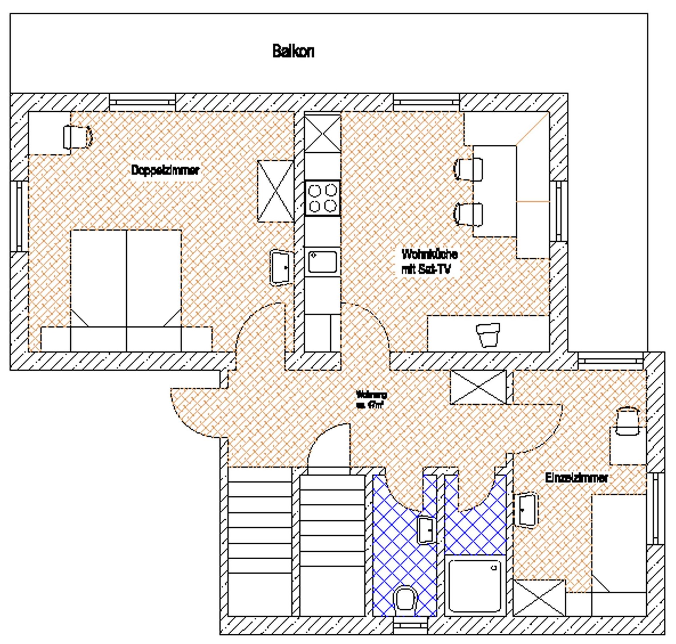 appartements f r 2 bis 5 personen im haus ii huber in kappl im paznaun skiurlaub und. Black Bedroom Furniture Sets. Home Design Ideas